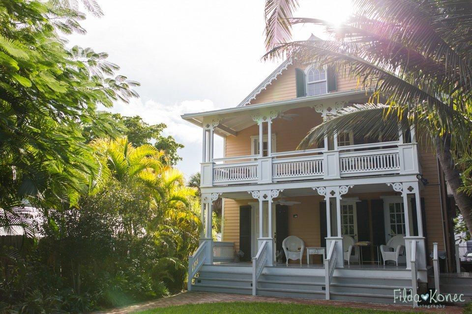 rental house in key west, fl
