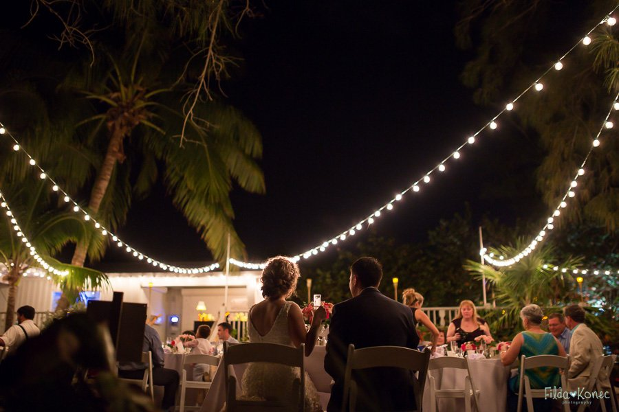 father daughter dance at key west fort zachary beach wedding