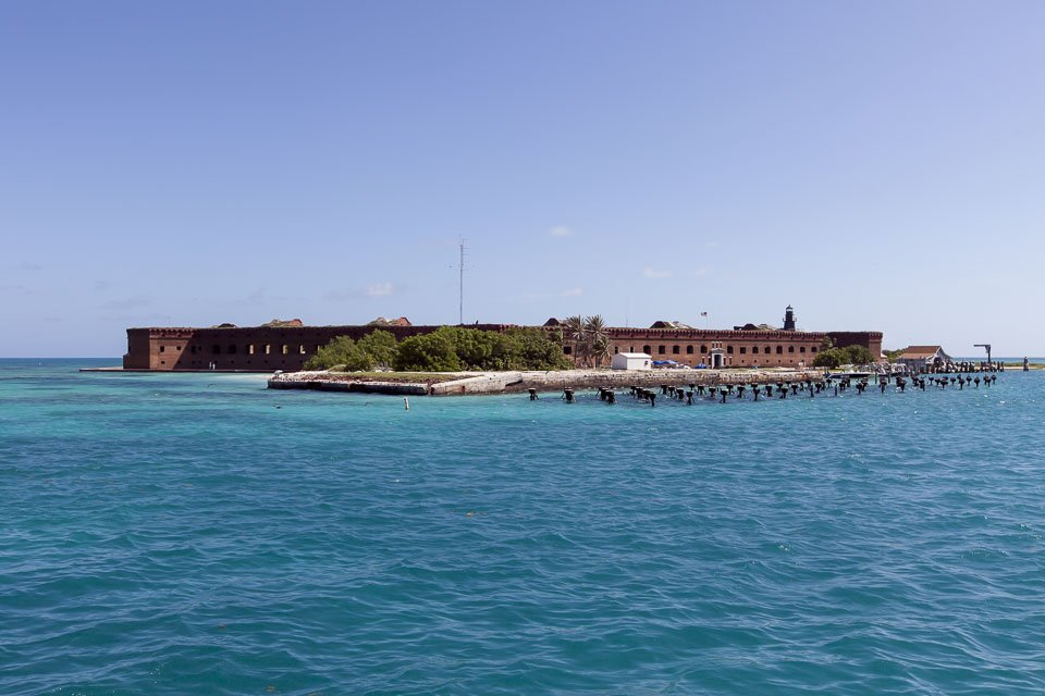 dry tortugas fort jefferson wedding photography