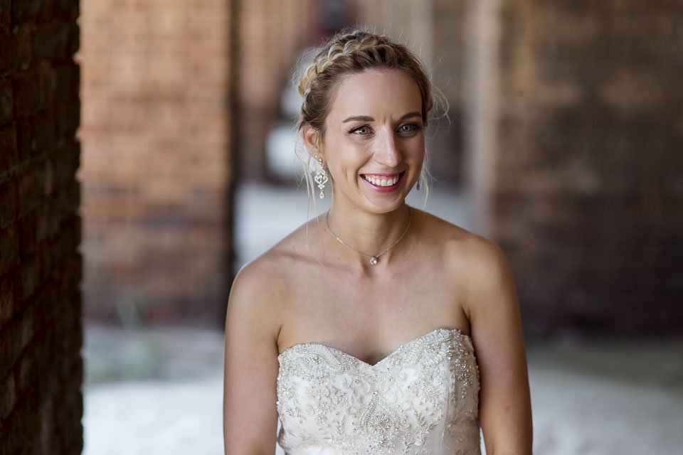 bridal portrait at key west wedding photographer