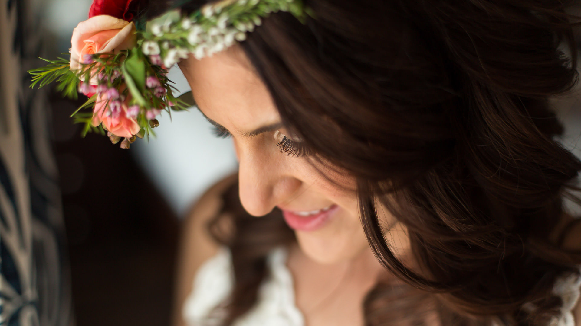 bridal portrait in key west