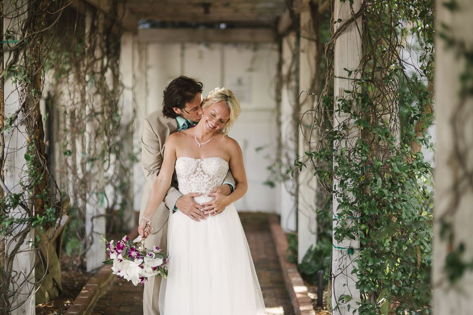 intimate wedding in key west florida