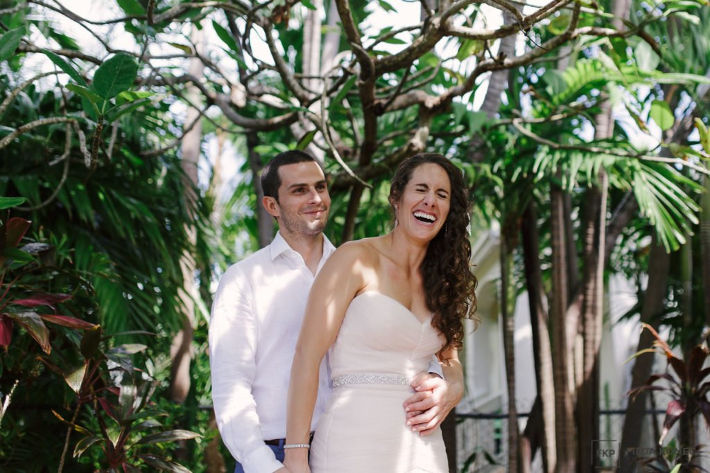 photo of key west wedding