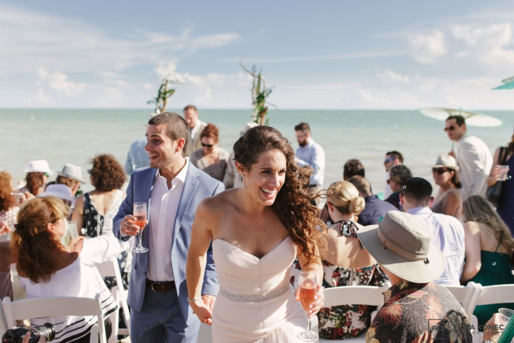 just married at southernmost house in key west