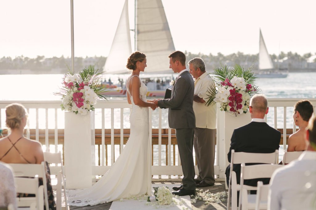 key west beach wedding photographer