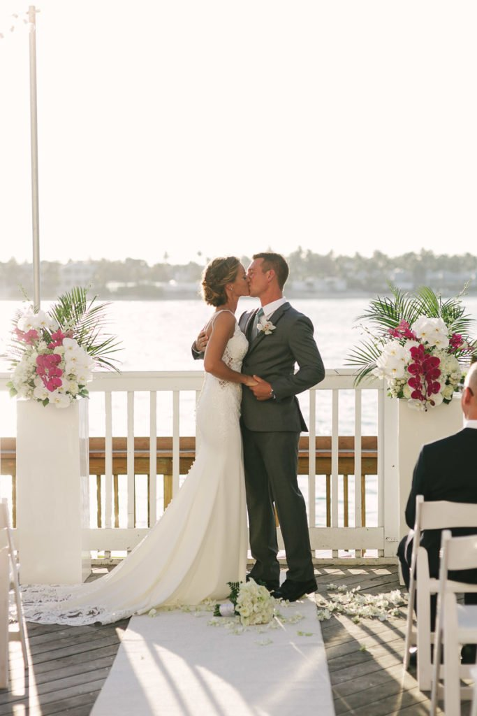 married by the ocean in key west florida