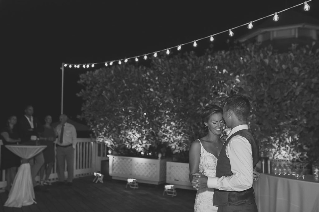 first dance at key west wedding