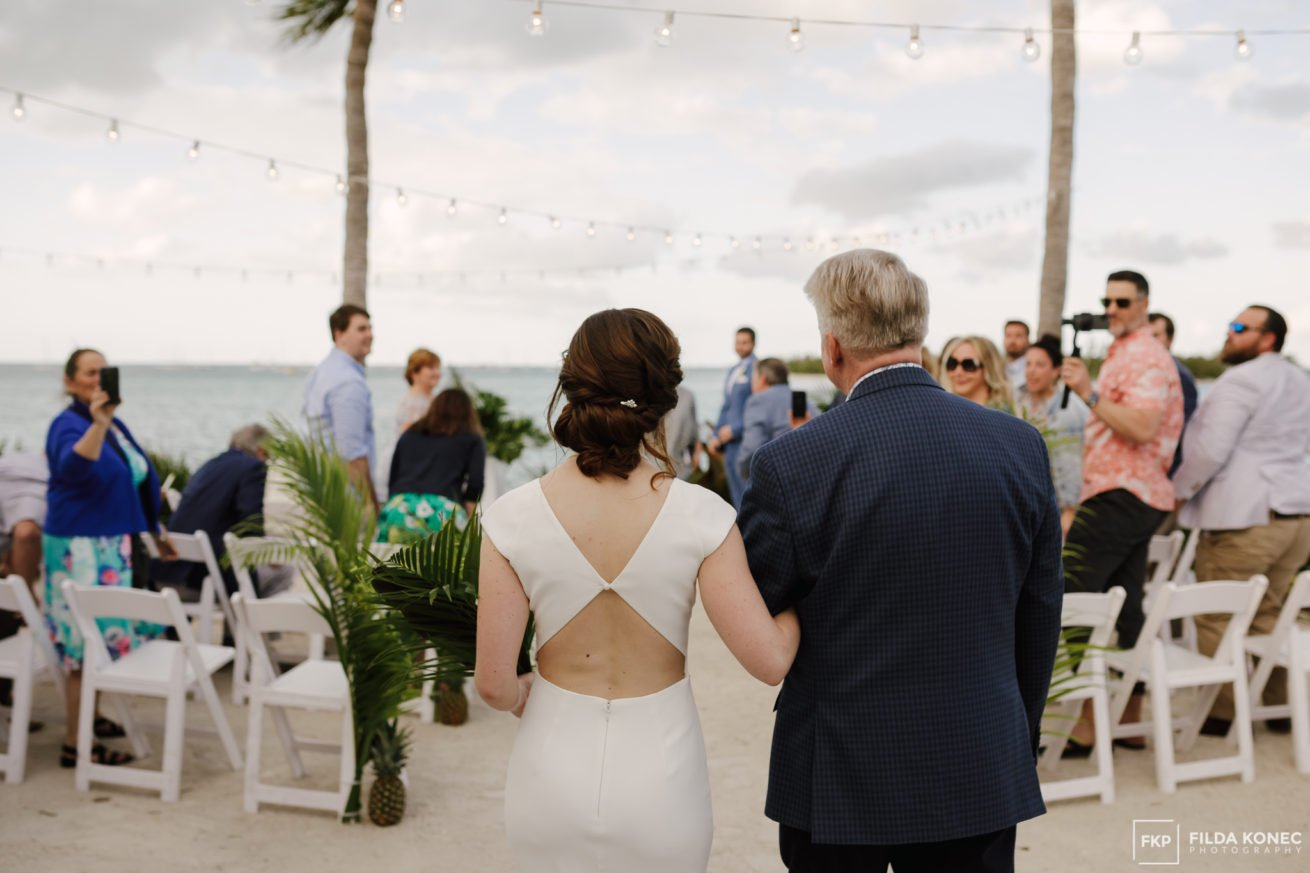 sunset key cottages weddings