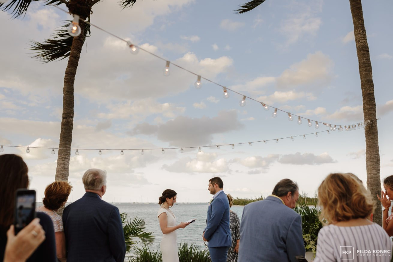 sunset key cottages weddings